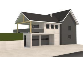 Architektenstudio Blankenheim, Wohnungsbauten Blankenheim, Architektin Manuela Schnichels